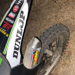 Dirt Bike Kawasaki for Sale in Fresno, CA