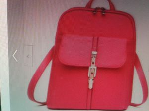 Leather women backpack. for Sale in Roswell, GA