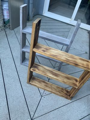 Rustic Ladder Shelf for Sale in Auburn, WA
