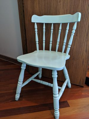 Robin's Egg Blue chair for Sale in HOFFMAN EST, IL