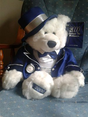 2000 Special Edition Millennium Keepsake Bear for Sale in Birmingham, AL
