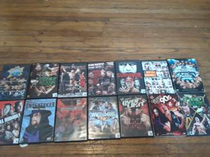 Wwe movies for Sale in Evansville, IN