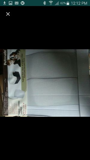 Dog house door flaps 5 for $35 for Sale in St. Louis, MO