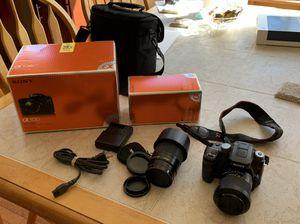 Sony alpha camera for Sale in Ashburn, VA