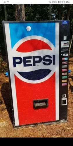 Pepsi can machine for Sale in Prairie,  AL