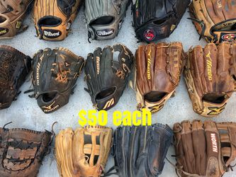 Baseball Gloves Rawlings Easton Mizuno Equipment Bats for Sale in Los Angeles,  CA