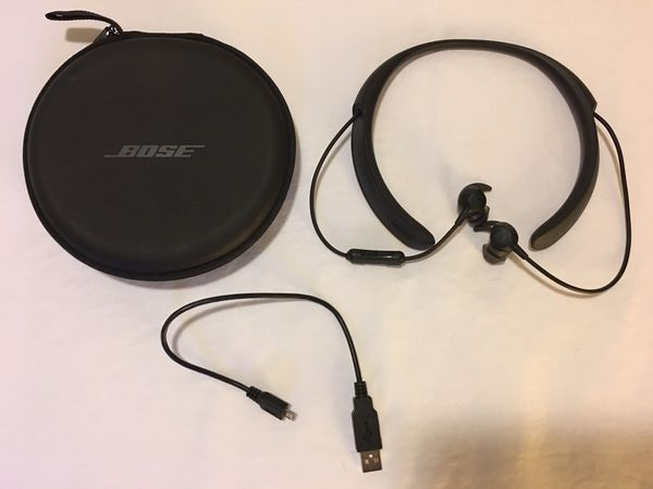 Bose QuietControl QC 30 Wireless Noise Cancelling Headphones