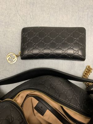 Gucci bag+wallet combo only,receipt shown! $300 firm for Sale in Norwalk, CA