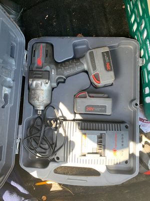 1/2 drive Impact wrench for Sale in Gaithersburg, MD