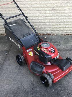 Craftsman Mower Self Propelled for Sale in Alexandria,  VA