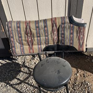 Saddle Pad for Sale in Hesperia, CA