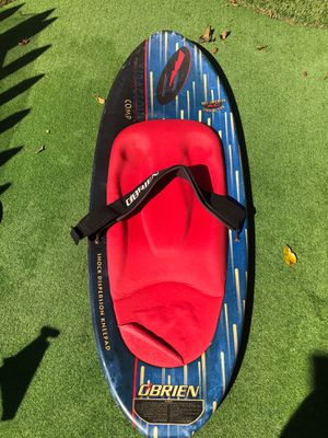 OBrien Knee Board with shock dispersion kneepad for Sale in Hermosa Beach, CA
