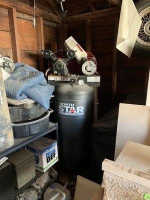 Northstar Twin Cylinder 60 Gallon Compressor for Sale in Portland, OR