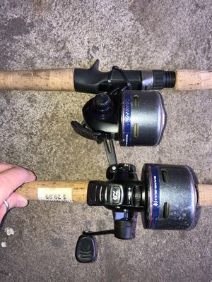 Combo fishing reels! A steal! for Sale in Denver, CO