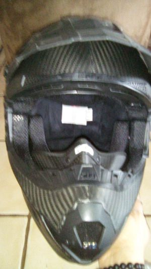 509 carbon fiber snowmobile helmet for Sale in Round Lake Beach, IL
