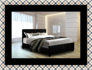 Twin platform bed with mattress for Sale in Glenn Dale, MD