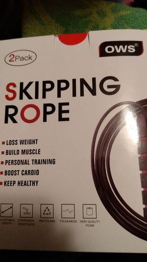 2pk Jump Ropes -Brand New for Sale in New Iberia, LA
