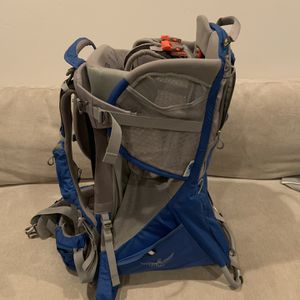 Osprey Poco Plus Child Carrier Backpack for Sale in Snohomish, WA