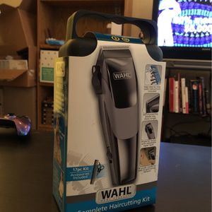 Wahl Complete Haircutting Kit 17 Pc for Sale in Chico, CA