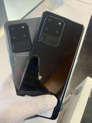 Samsung Galaxy s20 ultra 5g 128gb unlocked for Sale in Fontana, CA