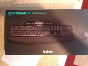 Logitech wireless keyboard and mouse for Sale in Bartow, FL