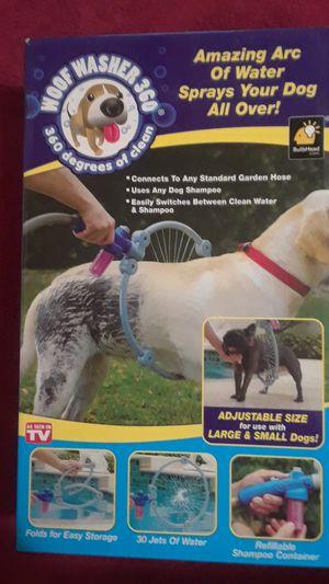 Dog washer for Sale in Alexandria, LA