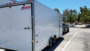 Enclosed auto/cargo trailer for Sale in Santa Fe Springs, CA