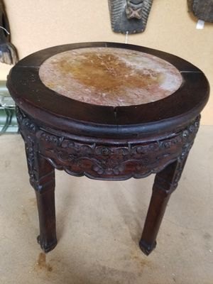 Chinese antique end tables for Sale in Los Angeles, CA