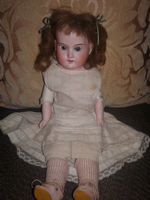 Antique China Doll for Sale in Rainier, WA