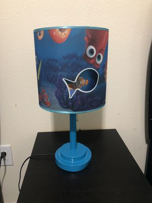 Lamp - Finding Nemo for Sale in Eastern Province, SA