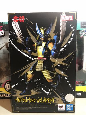 Marvel Wolverine BanDai Muhoumono Action Figure Collectible for Sale in Long Beach, CA