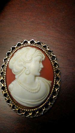 Italian 19th century brooch for Sale in Aurora,  CO