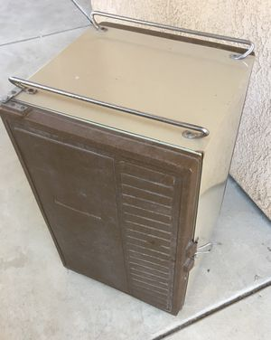 Vintage 70s Coleman 3 Way Cooler Ice Chest for Sale in Reedley, CA