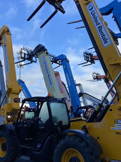 JCB 509-42 (reach forklift) for Sale in Kent,  WA