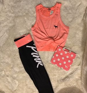 New Victoria's Secret PINK outfit for Sale in Los Alamitos, CA
