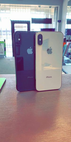Apple iPhone XS 512Gb / 256Gb / 64Gb - Unlocked / AT AND T T-Mobile Verizon Sprint Starting @ for Sale in Arlington, TX
