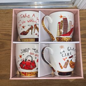 New In Box 4pcs Mug Set for Sale in Baltimore, MD