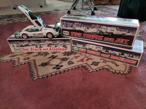 Hess toy truck collection for Sale in Columbia, MD