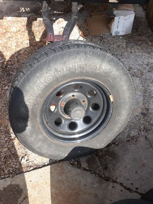 Dodge ram wheels/rims and tires for Sale in Independence, MO