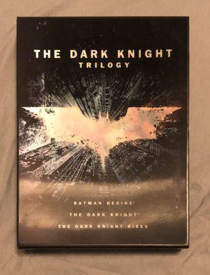 Dark Knight Trilogy (DVD) for Sale in San Diego, CA