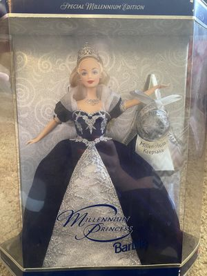 Millenium Princess Holiday Barbie for Sale in Temecula, CA