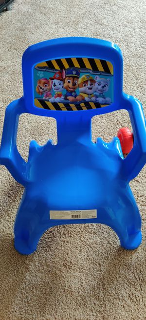 Brand New Kid/toddler chair and Used Walker for Kid for Sale in Pittsburgh, PA