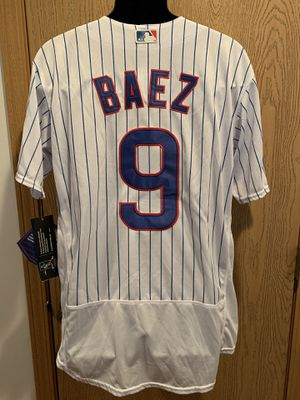 Chicago Cubs Baez #9 Jersey by Majestic for Sale in Aurora, IL