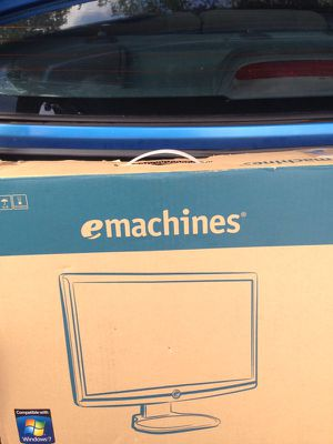 Emachines computer bundle for Sale in IL, US