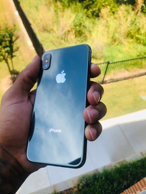 Space Grey iPhone X Unlocked 64gb Excellent Condition for Sale in Grand Prairie, TX