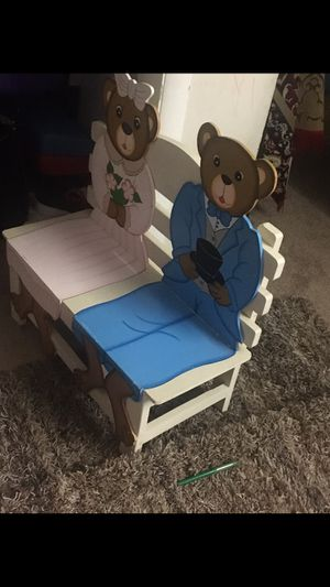 Baby bench for Sale in East Dundee, IL