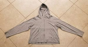 Women's Champion Zip Up Hoodie Jacket Size Large Gray for Sale in Spring Hill, FL