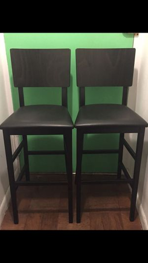 Two Identical Italian Barstools Olivo & Godeassi Target for Sale in Brooklyn, NY