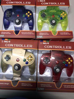 Nintendo 64 controller for Sale in Miami, FL
