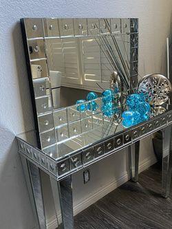 Glass Chrome Coffee Table for Sale in Silverado,  CA